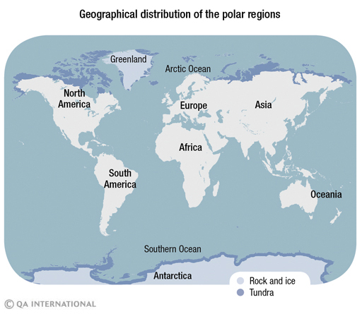 Antarctica Location On The World Map Images Diagram